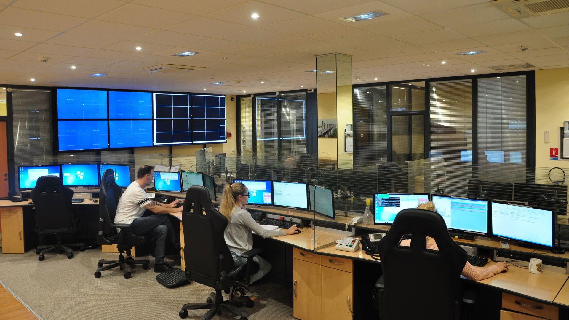 centre telesurveillance