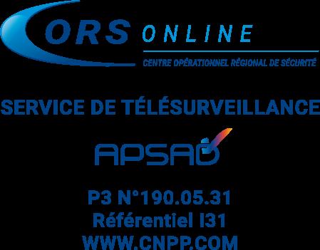 logo cors online